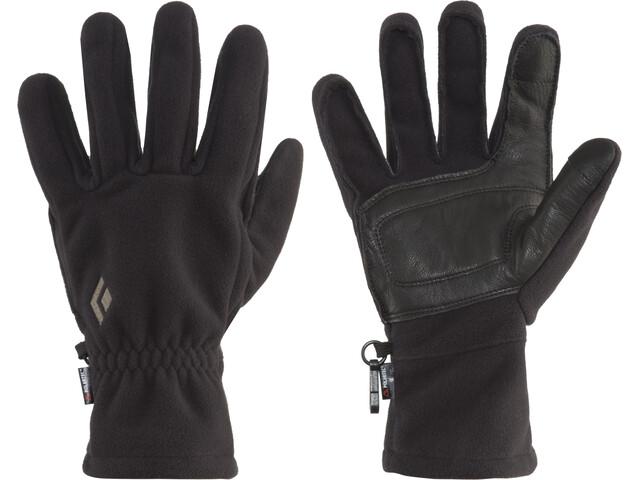 Black Diamond Midweight Windblock Fleece Gloves black